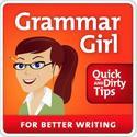 Best TWITTER Accounts to Learn English | Mignon Fogarty (@grammargirl)