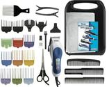 Ten Best Hair Clippers for Fades Reviews | Wahl 79300-1001 Color Pro Hair Clipper Kit-26 Piece Kit