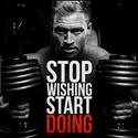 Best Fitness Motivation Pictures | Stop Wishing ...