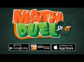 The Best Education Apps (Android) | Math Duel: 2 Player Math Game - Android Apps on Google Play