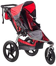Best Bob Jogging Strollers for Runners | BOB Stroller Strides Fitness Stroller in...