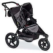Best Bob Jogging Strollers for Runners | BOB Revolution Flex Stroller, Black