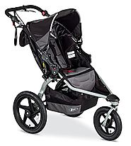 Best Bob Jogging Strollers for Runners | BOB Revolution Pro Single Stroller, Black