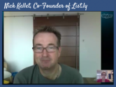 Top Tips and Quotes about @Listly from Nick Kellet | Top Tips and Quotes About Listly from Nick Kellet [interview]