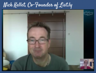 Headline for Top Tips and Quotes about @Listly from Nick Kellet