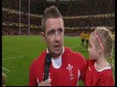 Top 10 Heart-Warming Moments in Welsh Rugby | #2 Shane Williams' Last Ever Try for Wales