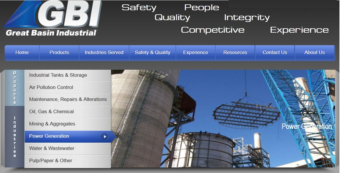 Industrial Storage Tanks | Great Basin Industrial (GBI)