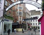 Main shopping streets in London | Carnaby Street