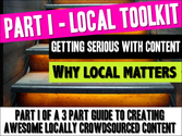 Local Content / Local Lists Toolkit - A Three Part Series
