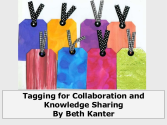 Tagging for Collaboration and Knowledge Sharing