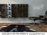 STACT Modular Wine Wall: bringing sexy back to wine lovers. by STACT LLC — Kickstarter