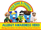 Kyle Dine & Friends - Food Allergy Awareness Video