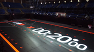 Nike and AKQA Create an LED Basketball Court to Help Kids Learn Kobe's Moves