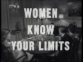Harry Enfield - Women, Know Your Limits