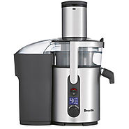 Best Breville Juicers for Vegetables | Breville the Juice Fountain Multi-Speed Juicer - Kitchen Things