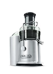 Best Breville Juicers for Vegetables | Breville JE98XL Juice Fountain Plus 850-Watt Juice Extractor