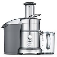 Best Breville Juicers for Vegetables | Breville BJE820XL Juice Fountain Duo Dual Disc Juicer