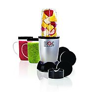 Best Single Serving Blenders | Magic Bullet Blender, Small, Silver
