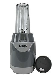 Best Single Serving Blenders | Ninja Professional Single Serve System Pulse Blender (BL100) 600W Smoothie Mixer