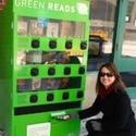 Support local literacy with Green Reads