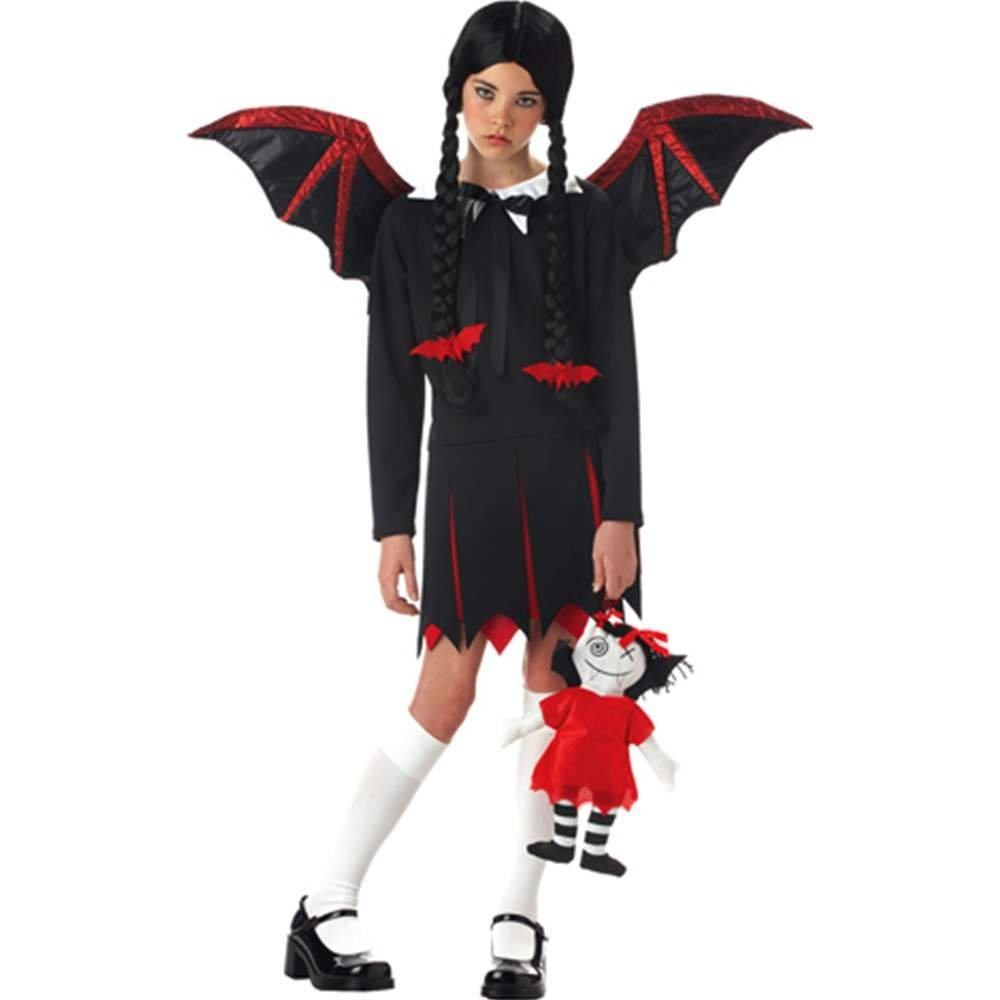 Best Girls Halloween Costume Ideas | Bat Wings Costume For Halloween