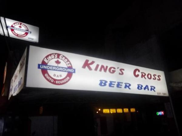 Kings Cross, Quito