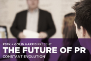 Convergence: Future of PR Video Series by @psfk | The Future Of PR: Constant Evolution