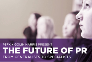Convergence: Future of PR Video Series by @psfk | The Future Of PR: From Generalists To Specialists