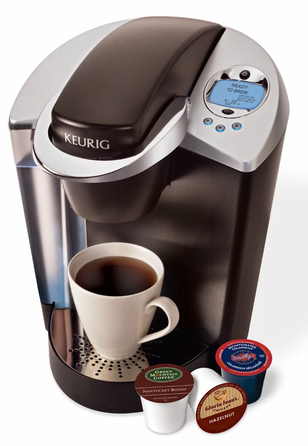 Best Rated Single Serve Coffee Maker Machines For Office