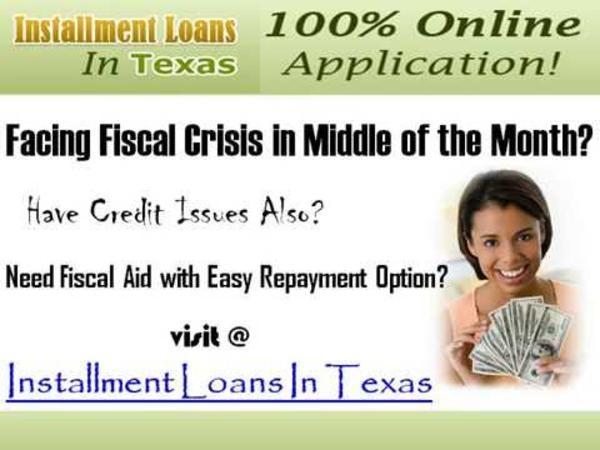 Installment loans mesquite tx