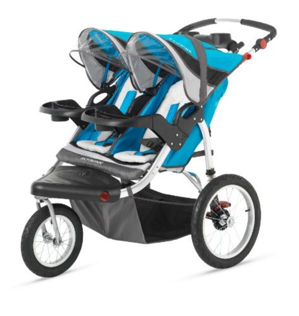 Best Double Jogging Strollers for Running | A Listly List