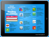 Educational Technology - Tools for Teachers | 40+ iPad Apps for Reading Disabilities ~ Educational Technology and Mobile Learning