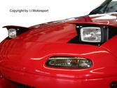 Which Low Profile Headlights to buy for your Miata MX5 NA | I.L. Motorsport Low Profile Headlight Kit, Price: 439 EUR