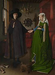 Arnolfini Portrait (The Marriage Arnolfini)