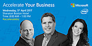 Accelerate Your Business by Microsoft and Intel