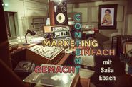 "Top Content Marketing Blogs in Germany | Der Podcast: ""Content-Marketing einfach gemacht!"""