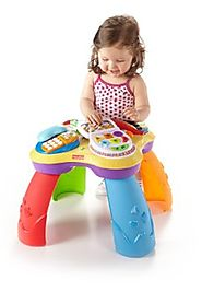 Laugh and Learn Smart Stages Chair by Fisher Price | Laugh & Learn Puppy & Friends Learning Table