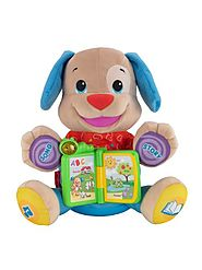 Laugh and Learn Smart Stages Chair by Fisher Price | Fisher-Price Laugh and Learn Singin' Storytime Puppy