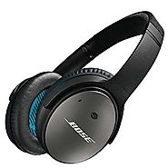 Top 10 Best Headphones for Metal Reviews | Bose QuietComfort 25 Acoustic Noise Cancelling Headphones - Apple devices, Black - Wired
