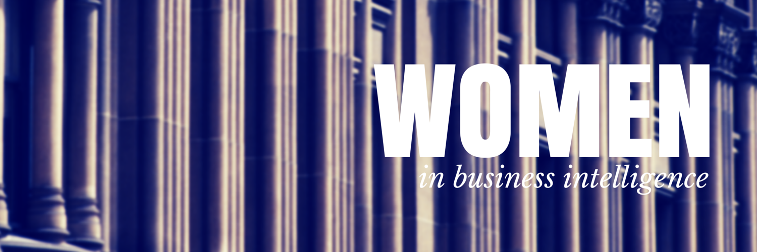 Headline for Most influential women in business intelligence