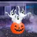 Best Inexpensive Halloween Outdoor Yard/Lawn Inflatables On Sale - Reviews 2014 | Best Inexpensive Halloween Outdoor Yard/Lawn Inflatables On Sale - Reviews 2014 (with images) · PeachCobbler
