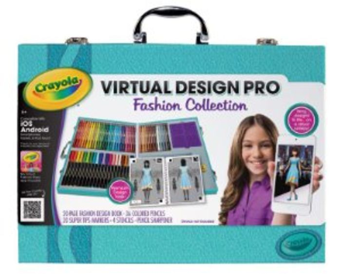 Best fashion design toys for girls 2016 top 5 reviews Crayola fashion design studio reviews