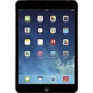 Top 10 Best Rated Tablets for Seniors and Elderly Users | Apple iPad Mini MF432LL/A (16GB, Wi-Fi, Space Gray )