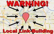 The Best Link Building For Local SEO -- None!
