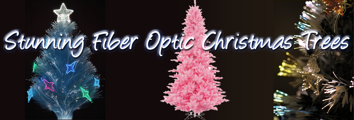 Headline for Fiber Optic Christmas Tree
