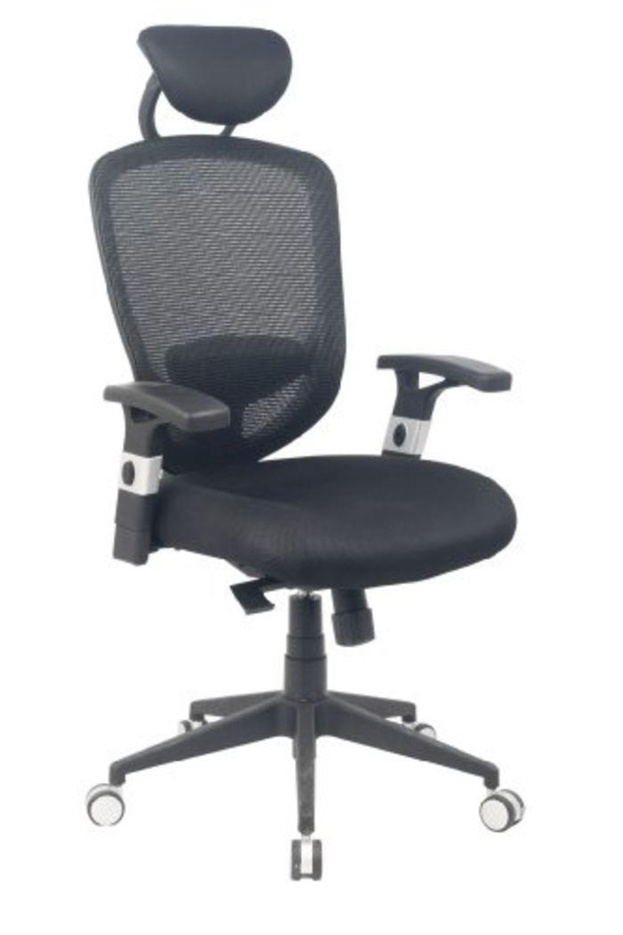 best rated office style chairs for gaming a listly list. Black Bedroom Furniture Sets. Home Design Ideas