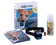 Best Bark Collars for Small Dogs Reviews | DOGTEK No Bark Citronella Spray for Dogs