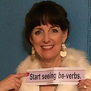 Be-Verbs: The Bumper Sticker | Karen Ronning-Hall, Portland, Oregon