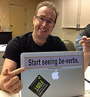 Be-Verbs: The Bumper Sticker | Nick Kellet, Kelowna, British Columbia, Canada