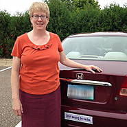 Be-Verbs: The Bumper Sticker | Barbara Beresford, Minneapolis, Minnesota